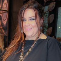 Jewelry designer Kimberly McDonald