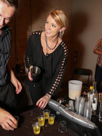 CultureMap Tastemaker Awards 2015 Carley Dunavant JW Marriott