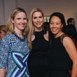 0075 16 Kristen McDaniel, from left, Audrey Cochran and Ting Bresnahan at the Houston Symphony's Young Associates Council season kick-off August 2014