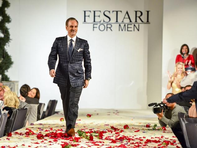 64 Rudy Festari at Una Notte in Italia November 2013