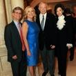 Ken Betts, Gina Betts, Art Ball 2014 chairman, Jerry Jones, Gene Jones, Art Ball Patron Party