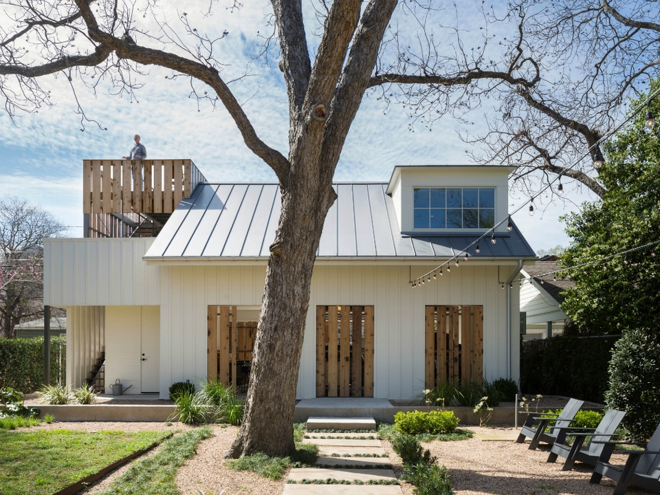 American Institute of Architects_Austin_Back Alley House_Tim Cuppett Architects_2015