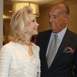 News_Best Dressed luncheon_Lynn Wyatt_Oscar de la Renta