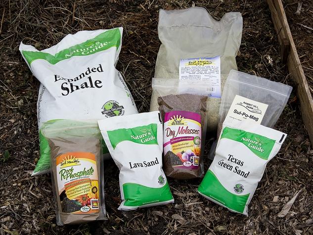 Organic soil amendment products