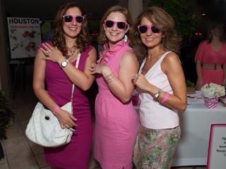 027_Party in Pink, Hotel ZaZa, July 2012, Aspasia Thoma, Cindy Dartez, Vina Arjomandnia