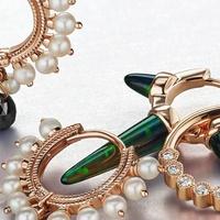 Maria Tash earrings