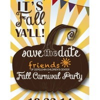 Friends of Depelchin's Second Annual Fall Carnival Party