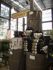 Austin Photo Set: News_Kevin Benz_TreeHouse_Oct  2011_barrels