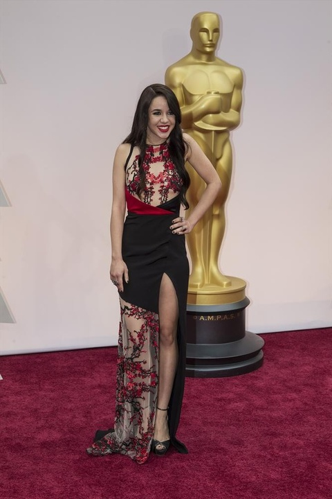 Lorelei Linklater at Oscars
