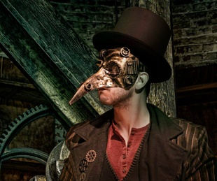 Hamlet a Steampunk tragedy