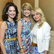 11 Laurie Moiran, from left, Kim Tutcher and Michelle Hevrdejs at the I Am Waters Luncheon April 2014