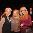 Susan Farb Morris, from left, Rachel Summers and Stacey Summers at the Houston Arts Alliance Reception for the Arts January 2014