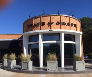 State of Grace restaurant exterior