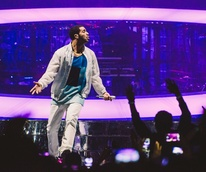 Drake Toyota Center 2013