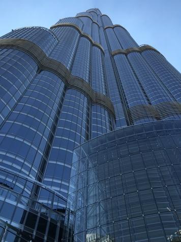 News, Shelby, Dubai, Base of Burj Khalifa