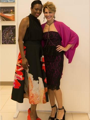 Charmaine Marshall, Dawn Marie Mellon, Fashion Stars For A Cause