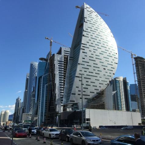 News, Shelby, Dubai buildings, Jan. 2015