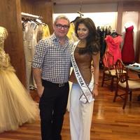Gionni Straccia, Paromita Mitra Miss Mississippi USA