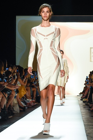 Herve Leger Spring Summer 2016 collection