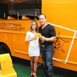Sandy and Rsie Matos at Veuve Clicquot at Brasserie 19