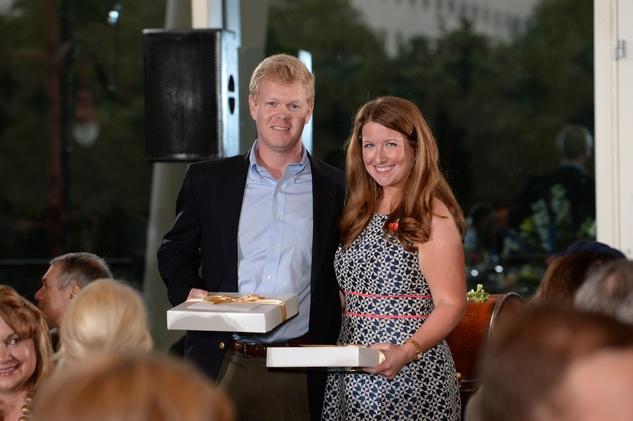 News, Shelby, Casa de Esperanza dinner, April 2015, Bruce Wallace, Jaclyn Martin