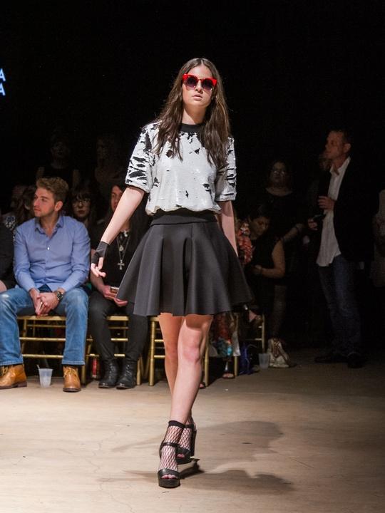 Fashion X Austin Austin Fashion Week AFW Stars Samantha Plasencia