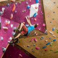 Crux Climbing Center Austin