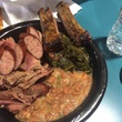 Brooks family BBQ Houston January 2014