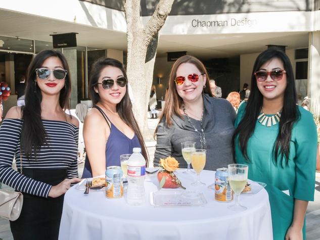 Risotto Festival Christine Nguyen, Amanda Le, Jen Ong, Kelly Hoang