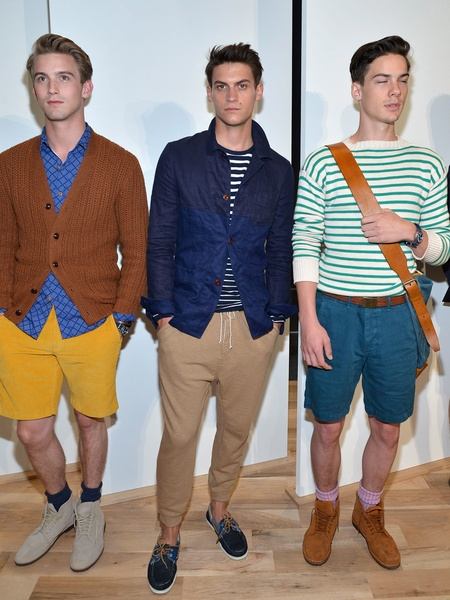 Clifford, Fashion Week spring 2013, Tuesday, Sept. 11, 2012, J. Crew, men's fashion