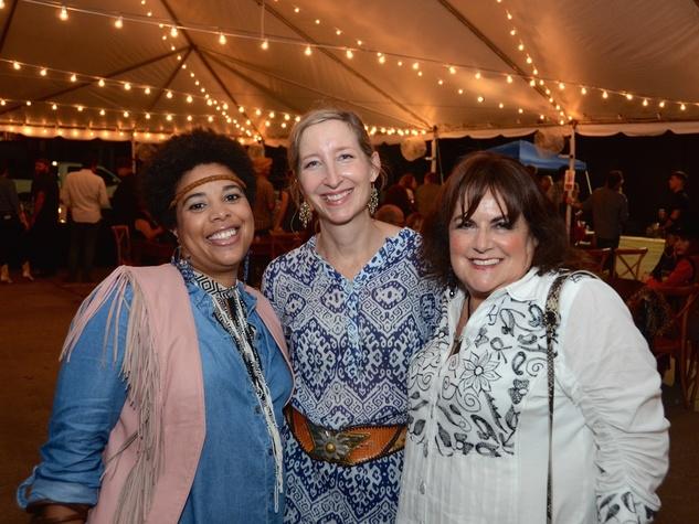 Craft Center Houston, 9/16, Nyala Wright Nolen, Mary Headrick, Barbara Marcus