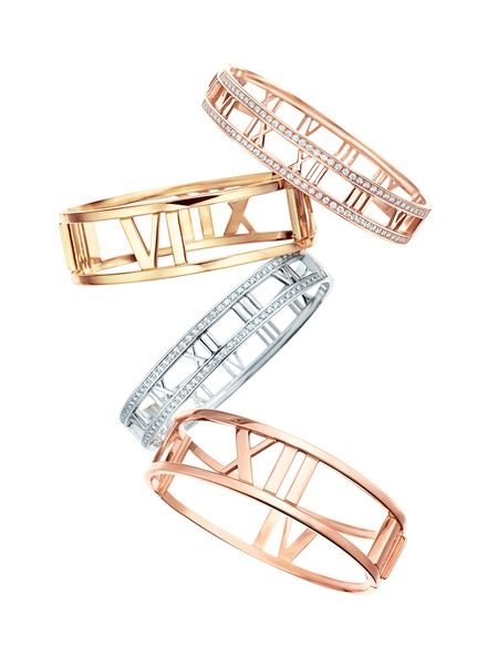 Slideshow: Tiffany relaunches Atlas collection with a ...