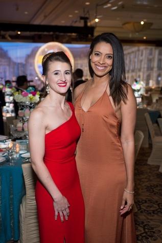 Covenant House Gala 2017 Katherine Nondorf, Ashley Williams
