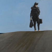 """Art of the World Gallery presents """"Second Exhibition: Julio Larraz"""" opening day"""