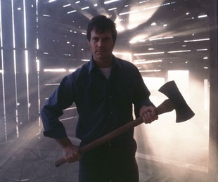 Bill Paxton in Frailty