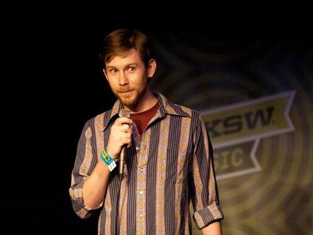 comedian Cody Hustak 2014 FPIA winner