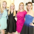 Kristen Johnson, Vodi Cook, Adrienne O'Connor, Chela Moros, Can Do Luncheon