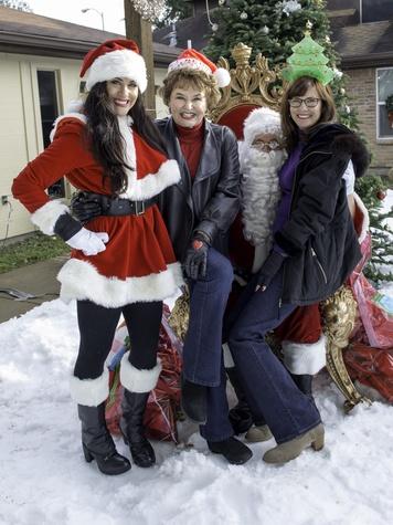 News, Shelby, Mission of Yahweh, Dec. 2014, Adele Hartland, Warner Roberts, Santa, Angie Roberts
