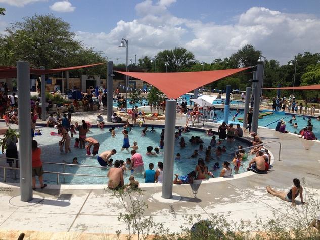 Bartholomew Pool Austin reopening