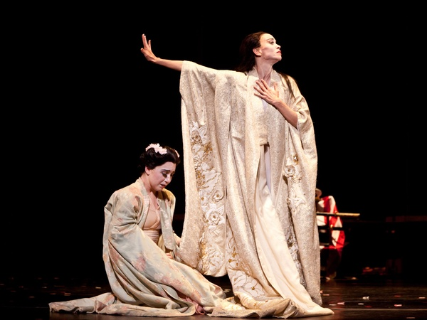 Houston Ballet, Madame Butterfly, Amy Fote, Jessica Collado
