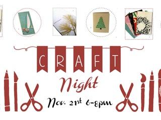 craft night at Umlauf Sculpture Garden cover photo