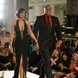 LaToya and Chester Pitts at the Tootsies Love's in Fashion event February 2015