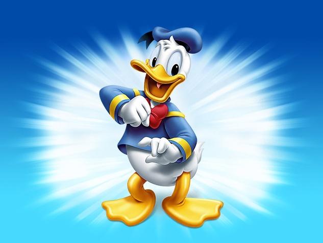 News_Donald Duck