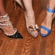 9392 Fun shoes at the National Kidney Foundation luncheon May 2014
