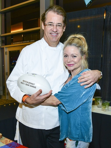 14 Robert and Mimi Del Grande at Taste of the Texans November 2013