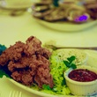 Pappas Bros Steakhouse downtown fried oysters