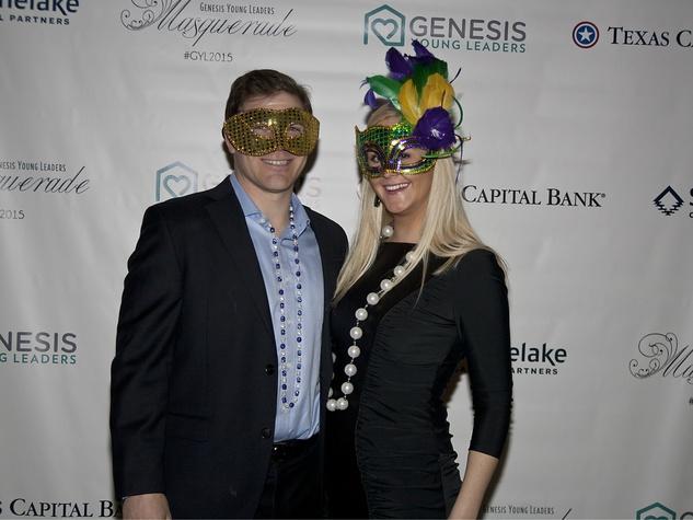 Dan Drabinski, Elizabeth Drabinski, Masquerade