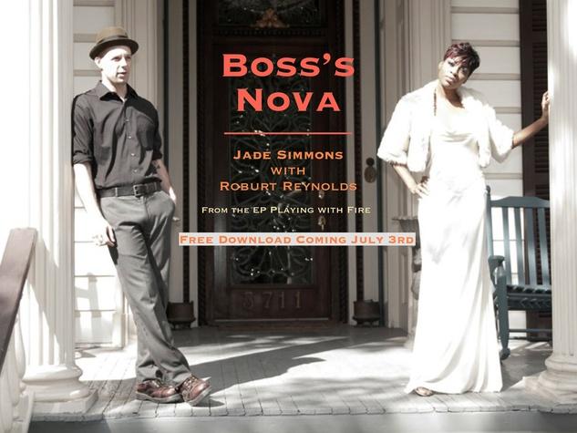 Chris Becker, Jade Simmons, June 2012, Roburt Reynolds_Jade Simmons_EP cover w copy