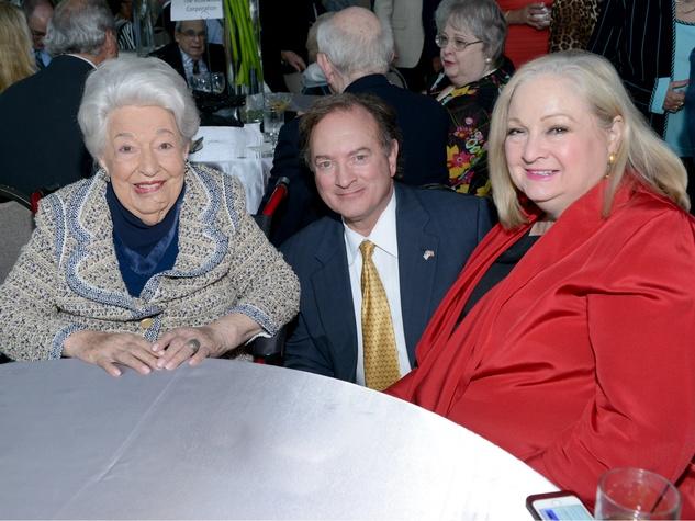Ebby Halliday, Ed Fjordbak, Mary Poss