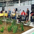 News, Shelby, Tanglewood H-E-B, Feb. 2015, Zydeco Dots peform